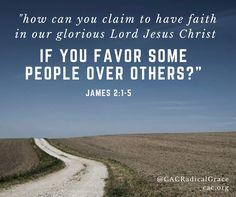 James 2.1-5