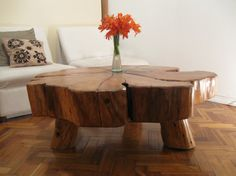 Salvaged Wood Coffe Tables - modern - Furniture - Philadelphia - Patron Design