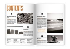 MagSpreads - Editorial Design and Magazine Layout Inspiration: Eject Magazine - Student Showcase