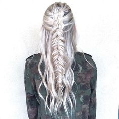 Braids For White Hair Idea black blonde hair braid braids girl girls green Braids For White Hair. Here is Braids For White Hair Idea for you. Braids For White Hair white girls with long hair why do so many african Braid. Pretty Hairstyles, Braided Hairstyles, Hairstyle Ideas, Grunge Hairstyles, Hairstyles Tumblr, Witchy Hairstyles, Crazy Hairstyles, Hair Inspo, Hair Inspiration