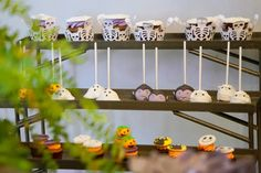 Cakepops and cupcakes by Tammy Montagna