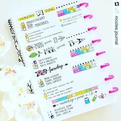 Consulta esta foto de Instagram de @showmeyourplanner • 590 Me gusta