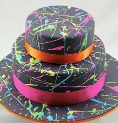 80's cake? :)
