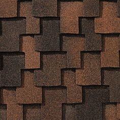 Best Here S A Close Up Of Gaf Designer Roof Shingles In Aged 400 x 300