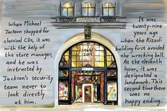 Bookstores of New York - We asked the cartoonist Bob Eckstein to walk around New York City and draw his favorite bookstores. This is what he sent us. (more) : newyorker  - June 4, 2014