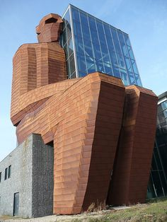 "Corpus Museum, Noord-Hofland, Leiden, The Netherlands. Corpus Museum is a human biology interactive museum, billed as ""a journey through the human body."" Opened in 2008, the museum is the world's first museum of its type. by Pedro Layant"