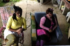 Raqueta y Bombi llevan alegría en familia Adrián Arias