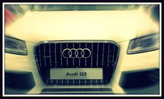 The Audi Q5 on display at the Mumbai International Motor show in Mumbai.