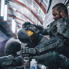 Epic Halo Cosplay Photo