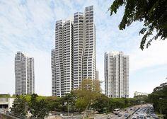 d'Leedon Singapore by Zaha Hadid