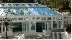 Aluminium-Innenpool-Gehäuse (Thousand Oaks, Kalifornien) von Town & Country Conservatories