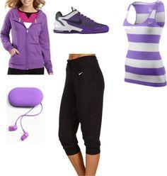 Moda: 20 outfits para ir al gimnasio   Estilizadas