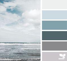 horizon tones | design seeds | Bloglovin'