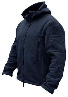 07e86b1ce TACVASEN Men s Tactical Fleece Jacket Fashion Ideas