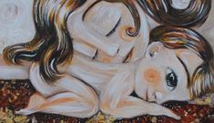 mother and child art - moments of motherhood captured in paint on canvas. Original art for sale, featuring mother and son, mother and daughter, family portraits and emotion. Family Bed, Baby Portraits, Canvas Prints, Art Prints, Kids Sleep, Mother And Child, Mother Daughters, Mothers Love, Mom And Baby