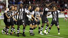 Forest 3 - 4 Newcastle AET