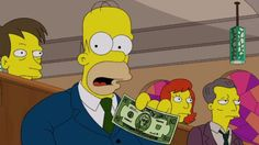 Simpson Salaries  When the show began in 1989, lead cast members made about $30,000 per episode. Salaries skyrocketed with the show's popularity to about $400,000 per episode in 2008.