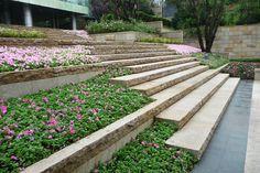showflat landscape design in CHONGQING, china. designed by ACLA HONGKONG.photo taken by Yu