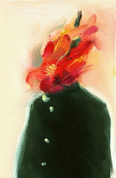 Some days are emotionally good. Most days aren't.   9.4.14   Art by David de las Heras