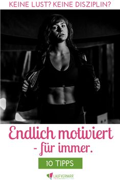 Endlich motiviert – so findest du deine Motivation! – Laufvernarrt – Keep up with the times. Fitness Workouts, Fitness Herausforderungen, Fitness Motivation, Sport Fitness, Health Fitness, Bodybuilding, Mental Training, Fitness Transformation, Loose Weight