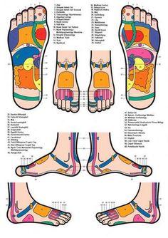 Reflexology Massage, Foot Massage, Foot Reflexology Chart, Reflexology Points, Lymph Massage, Prenatal Massage, Acupuncture Points, Massage Chair, Foot Pressure Points