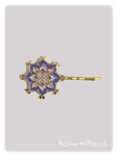 Alice and the Pirates Sheherazade hair pin