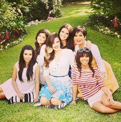 Kardashian & Jenner Girls