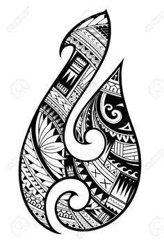 Maori ethnic style tattoo as symbolic fish hook You can find Maori tattoos and more on our website.Maori ethnic style tattoo as symbolic fish hook Maori Tattoos, Ethnisches Tattoo, Maori Tattoo Meanings, Hook Tattoos, Maori Symbols, Type Tattoo, Marquesan Tattoos, Irezumi Tattoos, Sternum Tattoo