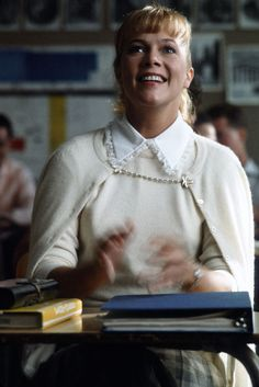 Kathleen Turner's '50's Poodle skirts in 'Peggy Sue Got Married'.