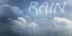 HTML5 Windy Rain Effect