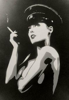 Foto: • ARTIST . TANKPETROL •  ◦ Soviet Girl ◦