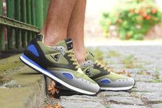 Le Coq Sportif Flash Alps fall/winter 14.