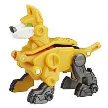 Transformers Rescue Bots Servo Figure