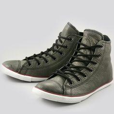 Chuck Taylor Slim Leather - 125590 » Converse | Кеды