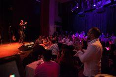 Actuación Diego Arjona #ComedyCostaNord ( Foto de Tomeu Canyellas de Sol Works )