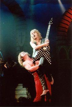 Randy Rhoads : Últimas fotos con vida del guitarrista de Ozzy Osbourne