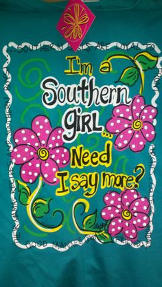 """""""Nuff said. Southern Girls, Southern Girl Quotes, Southern Pride, Southern Comfort, Simply Southern, Southern Charm, Southern Belle, Country Girls, Country Quotes"""