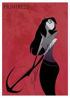 The Huntress by ~rictercio on deviantART