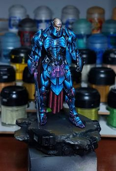 Awesome Blue NMM