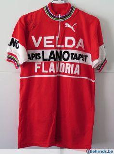 f181c383f Flandria-Velda-Lano 1978 vintage koerstrui Freddy Maertens