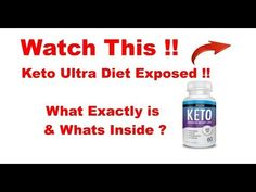 Keto Ultra Diet  - Keto Ultra Diet   🥓 🥩 🍗  EXPOSED Spray Bottle, Keto, Canada, Personal Care, Videos, Youtube, Self Care, Personal Hygiene, Youtubers