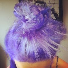 love this lavender/periwinkle :)