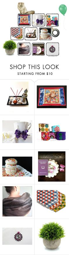 Gift Found on ETSY by fivefoot1designs on Polyvore featuring interior, interiors, interior design, home, home decor, interior decorating, vintage, etsy and etsygifts