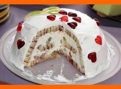 Rozprávková torta (Vangel-torta) *** Recept zde : http://www.sefkuchari.sk/index.php?tip=859