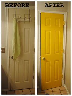 Day 8: Interior Door Colors! — MJG Interiors