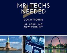 For more information please contact Brian Rodino at 407-381-7738 or by email at b.rodino@loyalsource.com or TJ Thurman at 407-591-3102 or via email at t.thurman@loyalsource.com #MRI #NY #MO Hiring