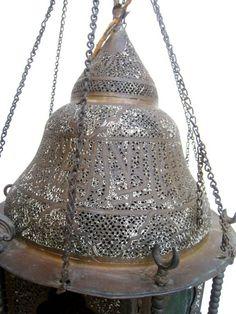 "1stdibs.com | Moroccan Lantern $3800 23"" JUST LIKE MINE"