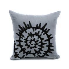 Sea Shell Pillow Cover Decorative Pillow Throw Pillow by KainKain