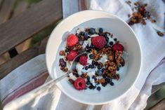 Domowa granola - weekendowe śniadanie #15 - Antoonovka Granola, Acai Bowl, Risotto, Oatmeal, Breakfast, Food, Diet, Acai Berry Bowl, The Oatmeal