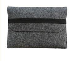 "New Felt Laptop Sleeve Bag Notebook Case Computer Smart Cover Handbag For 11"" 13"" 15"" Macbook Air Pro Retina - TMACHE"